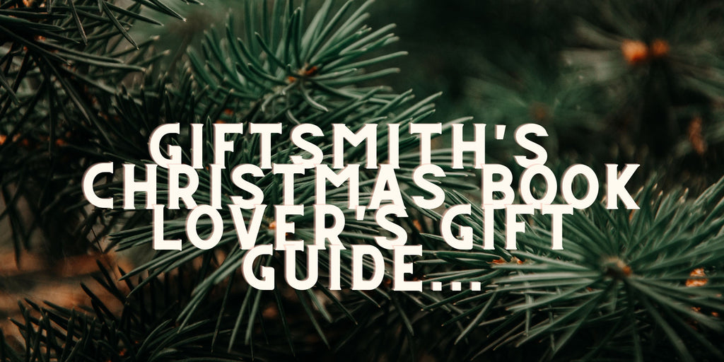 GiftSmith's Christmas Book Lover's Guide