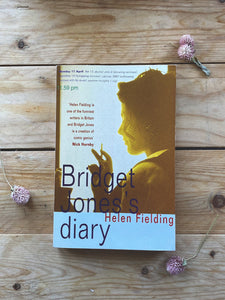 The Lonely Hearts Book Club: Bridget Jones' Diary by Helen Fielding