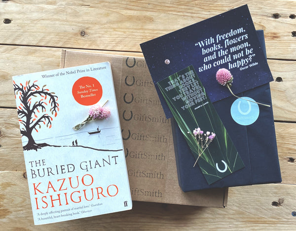 The Buried Giant by Kazuo Ishiguro