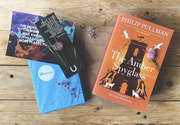 The Amber Spyglass - His Dark Materials 3 - Philip Pullman