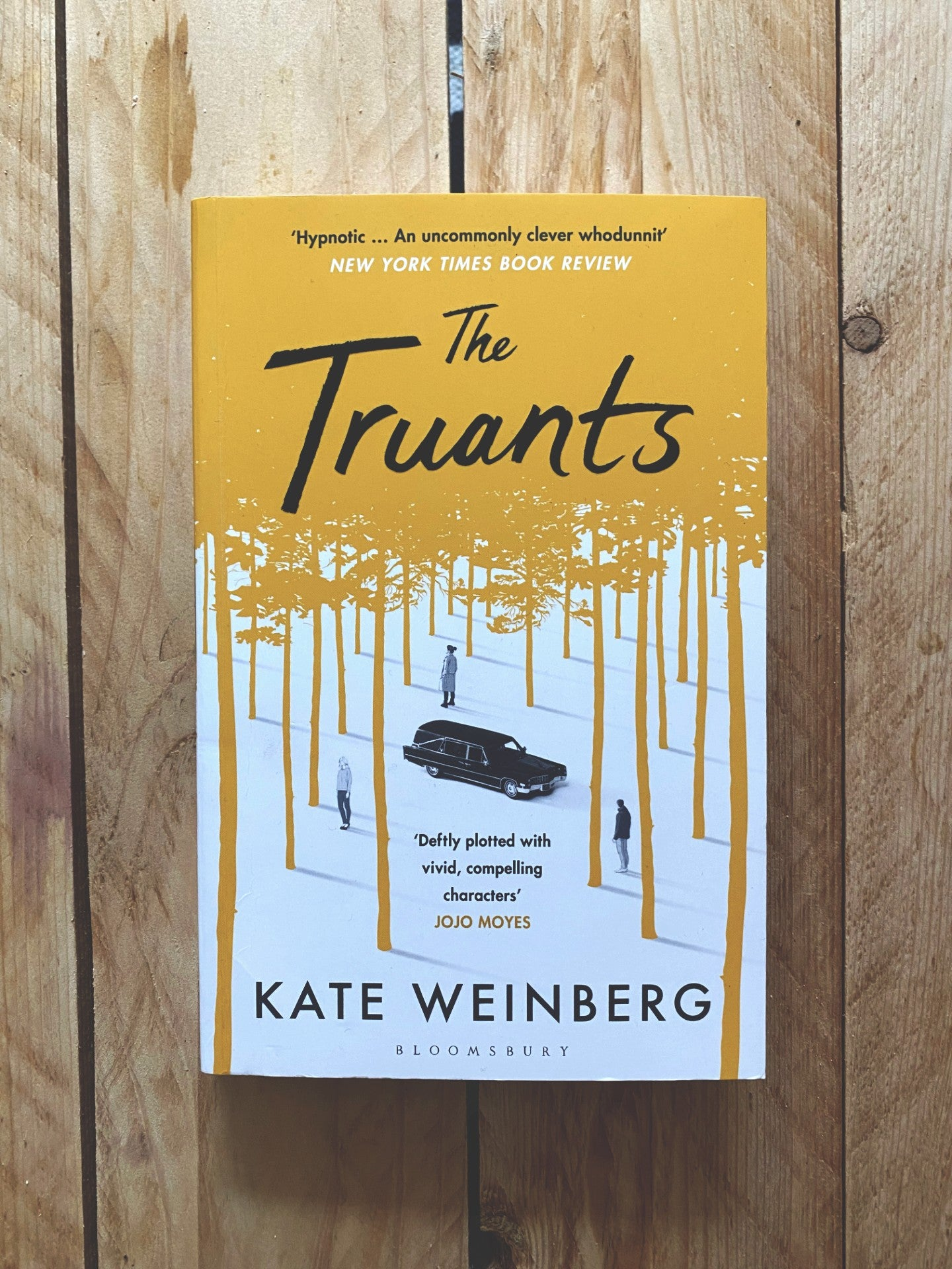 The Truants by Kate Weinberg