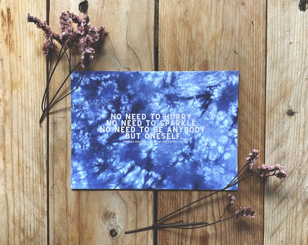 Wilde, Woolf, King, Tolkien | Literary Quote Postcards | Set of 4