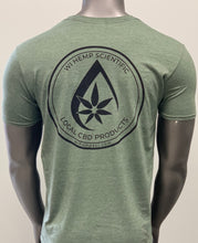 Load image into Gallery viewer, WI Hemp Scientific Soft T-Shirt