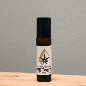 200 mg CBD Topical