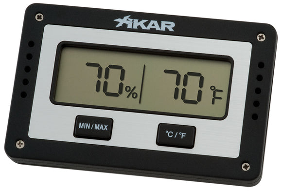 Digital Hygrometers Rectangular