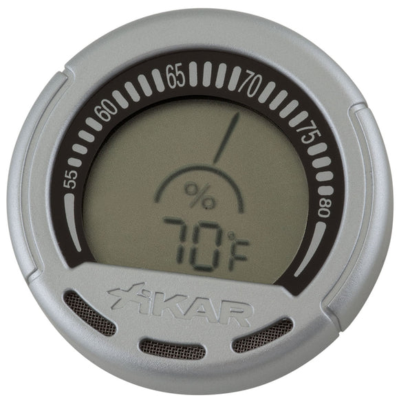 Digital Hygrometers Gauge