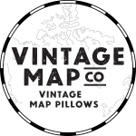 Vintage Map Co USA