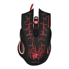 LED Gaming Wired 2.4G keyboard and Mouse