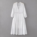 Angelical Lace Dress
