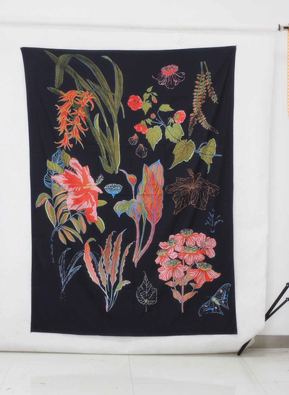Botanical Tapestry