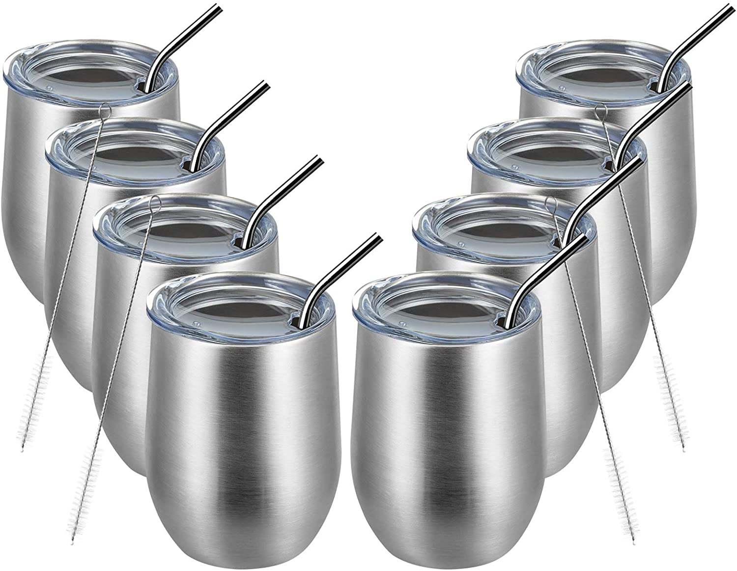 Stainless Steel Tumbler (12 oz)