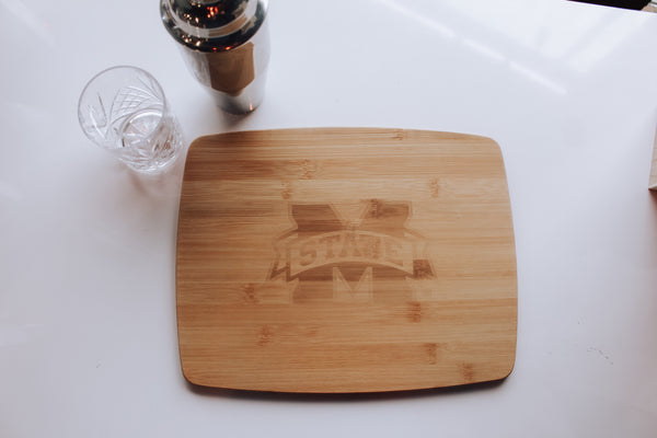 Bamboo Cutting Board (LARGE)