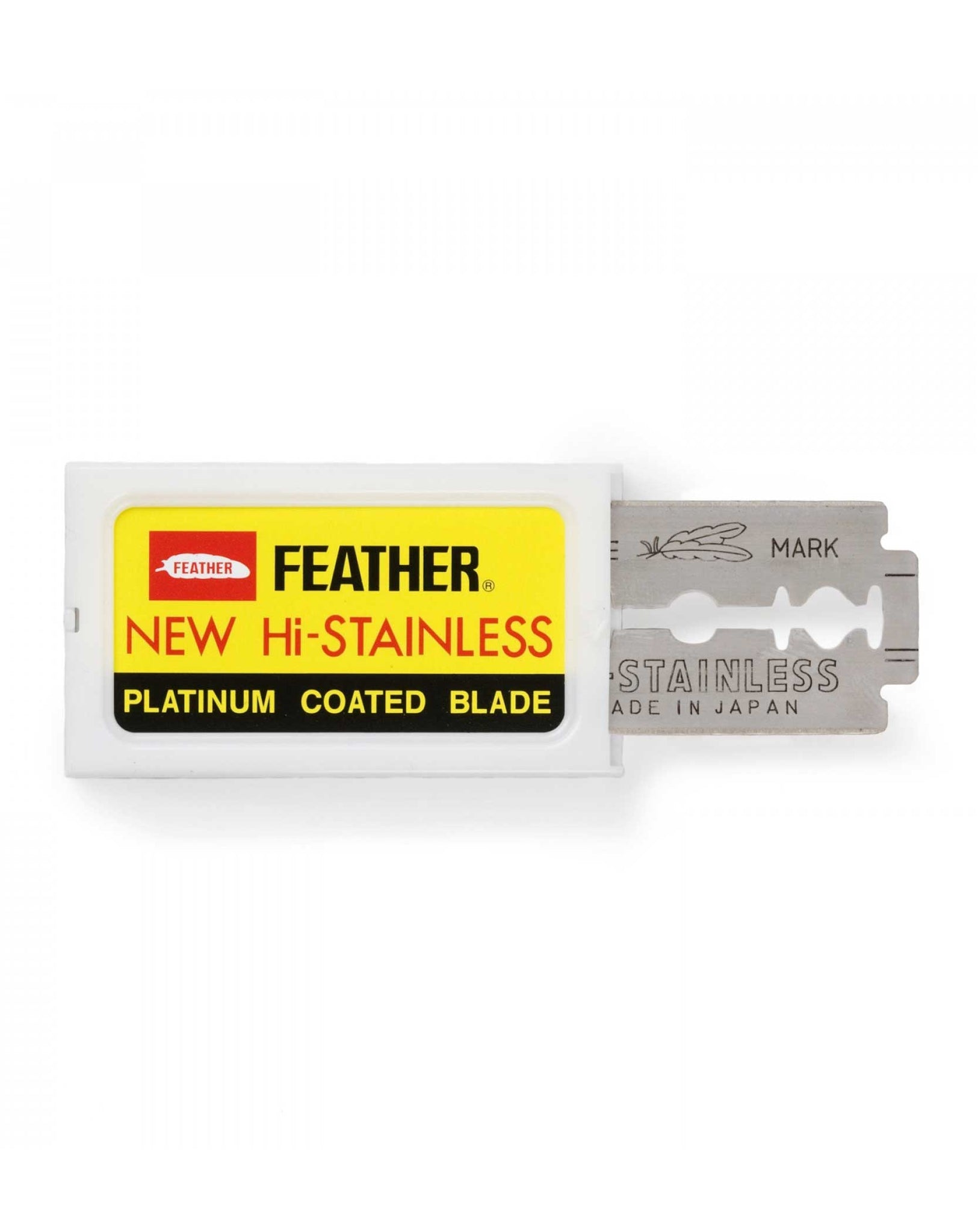 Feather Double Edge Razor Blades (10 ct)
