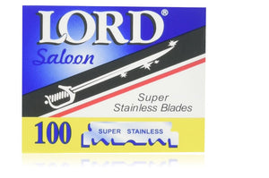 Lord Single Edge Razor Blades (100 ct)