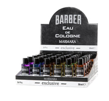 Load image into Gallery viewer, MARMARA - Barber Eau De Cologne Display Box of 36 - 50ml