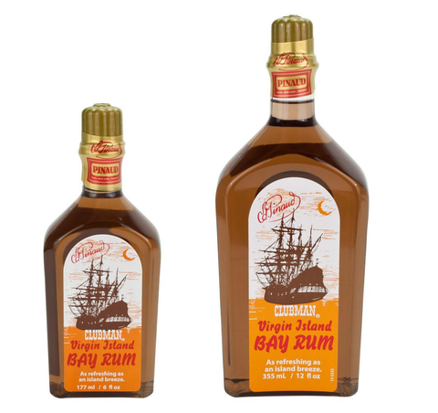 CLUBMAN - Virgin Island Bay Rum  177 - 355 ml