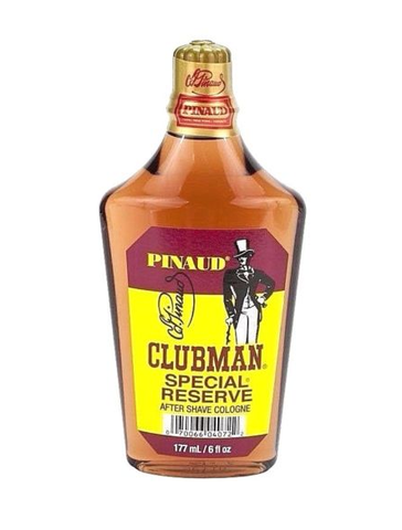 CLUBMAN Pinaud Special Reserve After Shave Cologne  177 ml.
