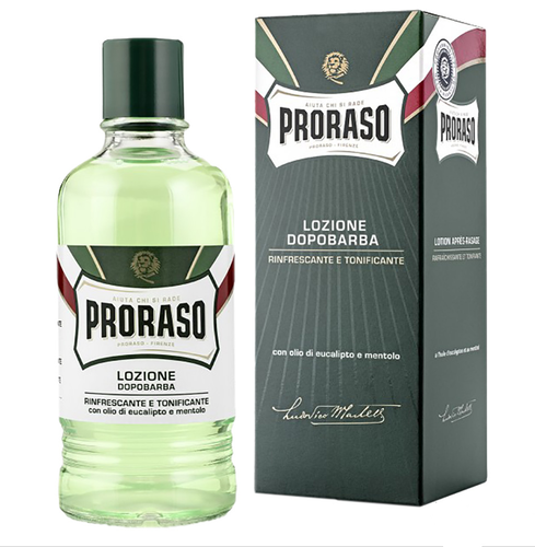 Proraso After Shave Lotion Refresh XL  400 ml Barbers Style