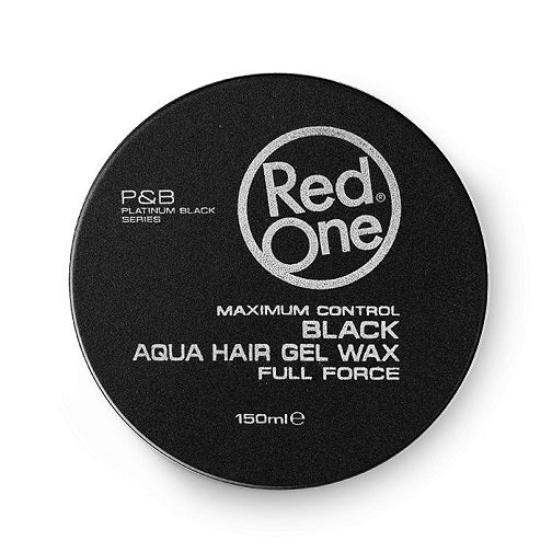 Redone Aqua Hair Gel Wax Full Force Black 150ml