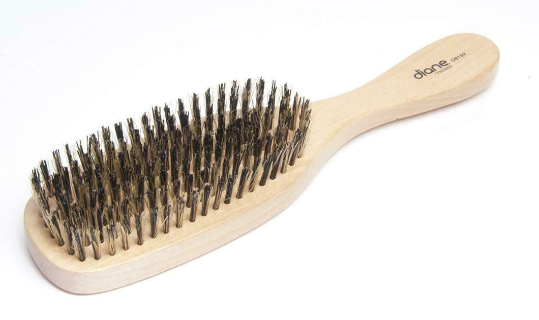 DIANE -Wave Hair Brush Reinforced Boar Extra Firm Bristles