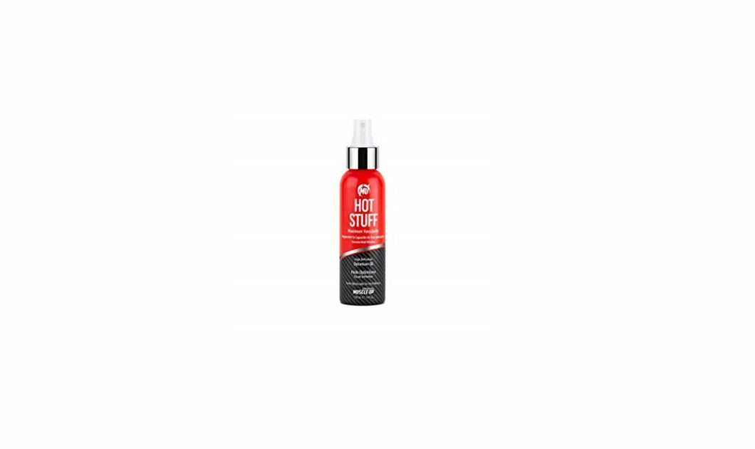 PRO TAN HOT STUFF 118ml High Definition Optimizer Oil Vascular Protan Tanning Mu