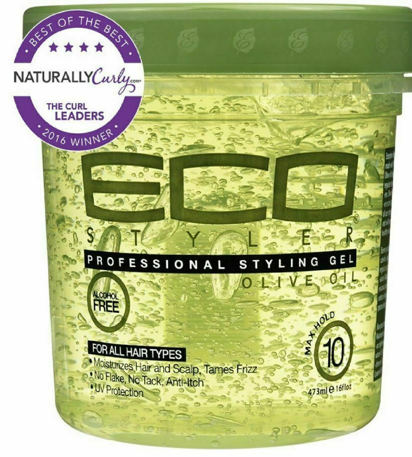 ECO PROFESSIONAL STYLING GEL - Olive Oil 236 ml