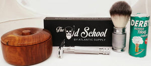 The Old School Beginners Shaving Quality Gift Set
