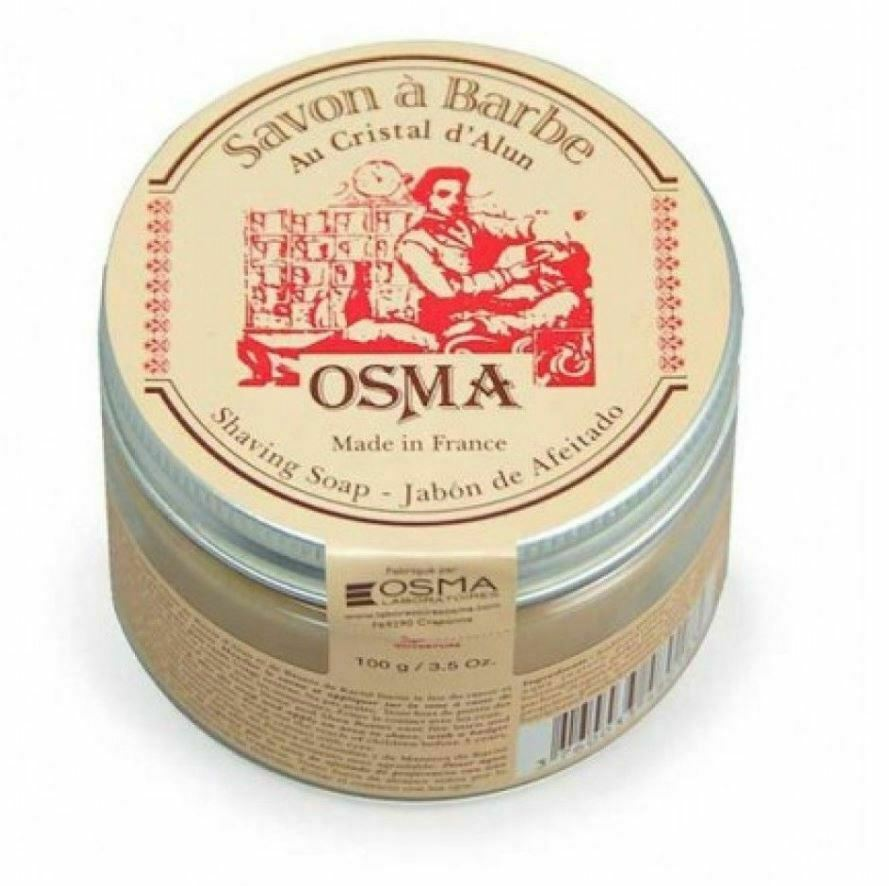 OSMA ALUM SHAVING SOAP 100 gr - BEST PRICE