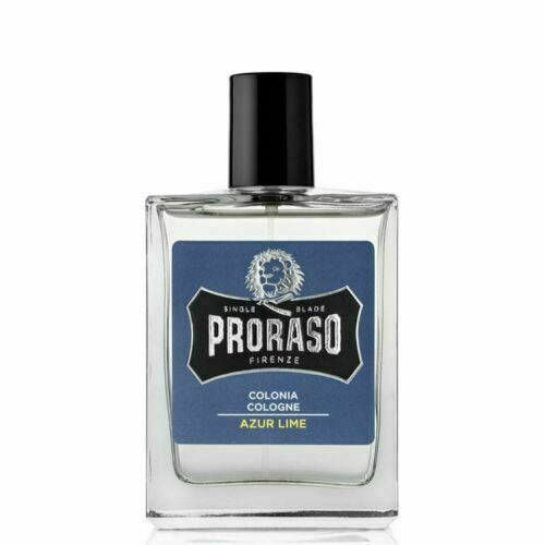 PRORASO - Natural Spray Azur Lime Cologne 100ML
