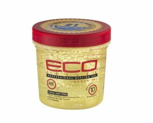 ECO STYLE PROFESSIONAL STYLING GEL - Argan Oil 473 ml