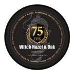 TFS 75th Anniversary Shaving Soap 150ml. Witch Hazel and Oak 150gr