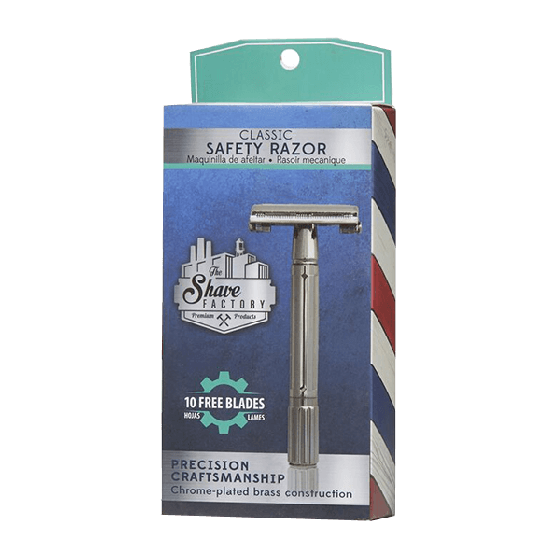The Shave Factory Safety Razor