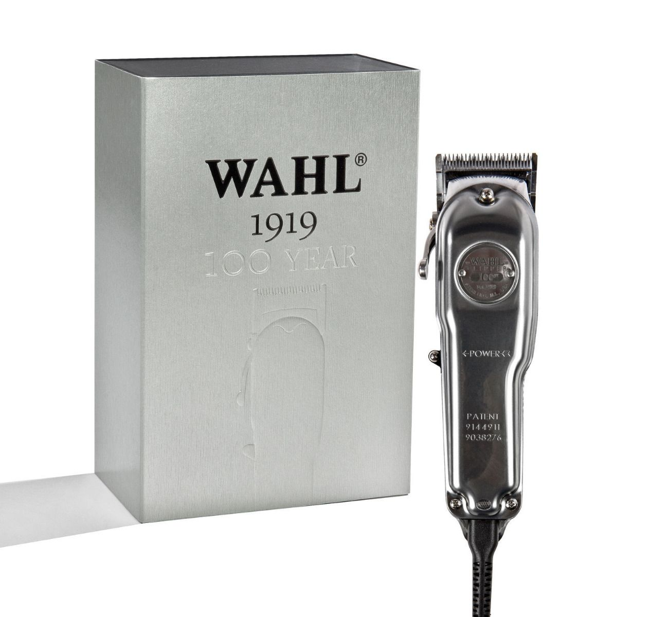 Wahl 100 Year Anniversary Aluminium Cord/Cordless Limited Edition Hair Clipper