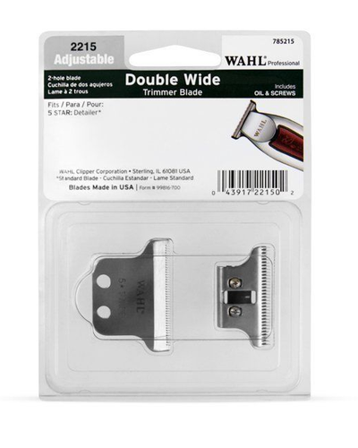 Wahl Double Wide Trimmer Blade #2215