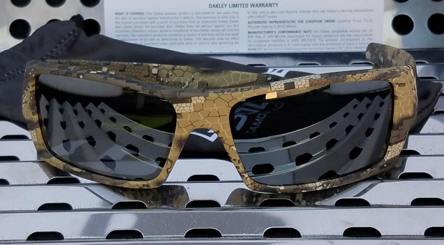 47f051b0dc ... wholesale new oakley gascan sunglasses std. issue 9014 12 desolve camo  w black iridium 869be
