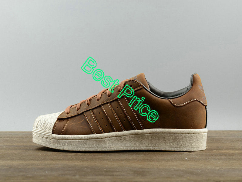 Popular Adidas Superstar RT Dust Rust Brown White S79471 shoe – Fortune Center