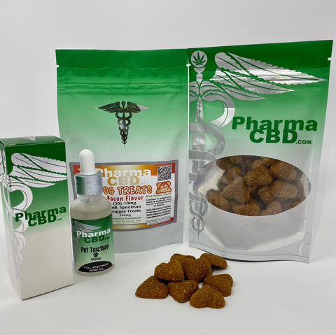 PharmaCBD Pet Gift Set