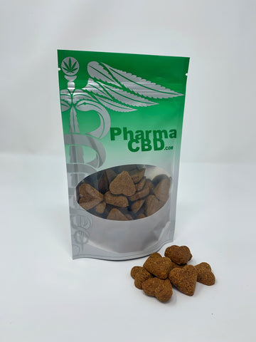 PharmaCBD Cheese Dog Treats