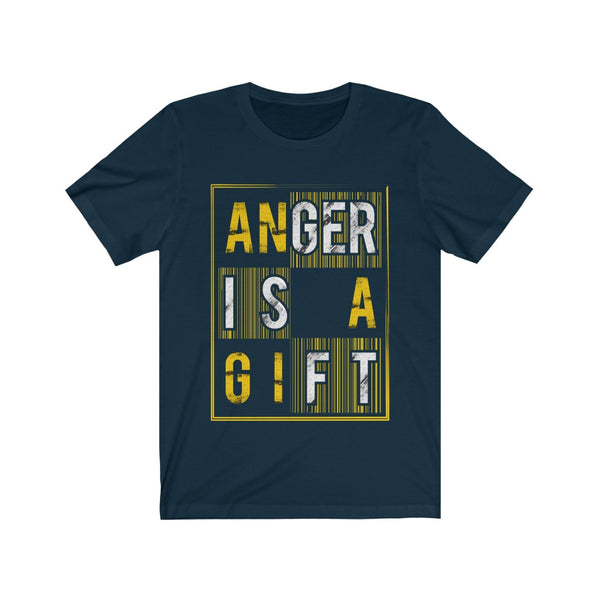 Anger is a Gift Short Sleeve Tshirt