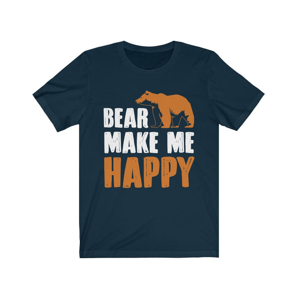 Bear Make Me Happy Tshirt
