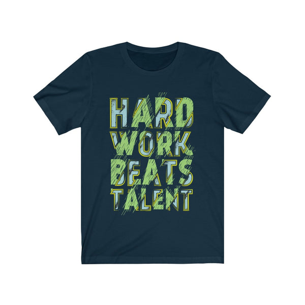 Hard Works Beats Talent