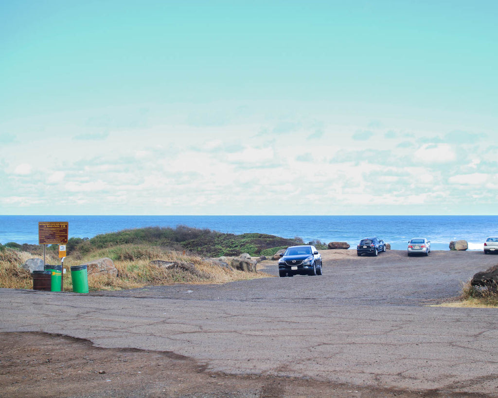Kaena Point Parking
