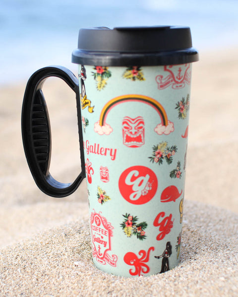 Insulated Coffee Gallery cup
