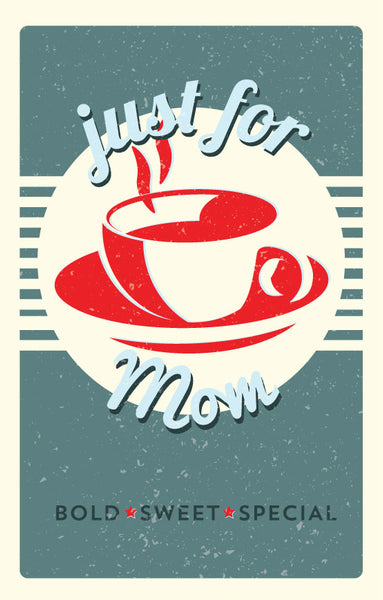 FREE Mother's Day Printable Coffee Card