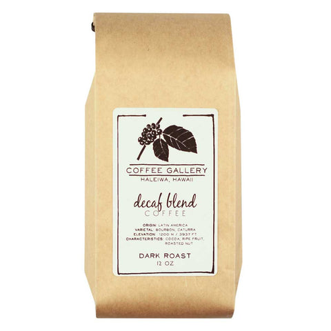 Decaf Blend Coffee