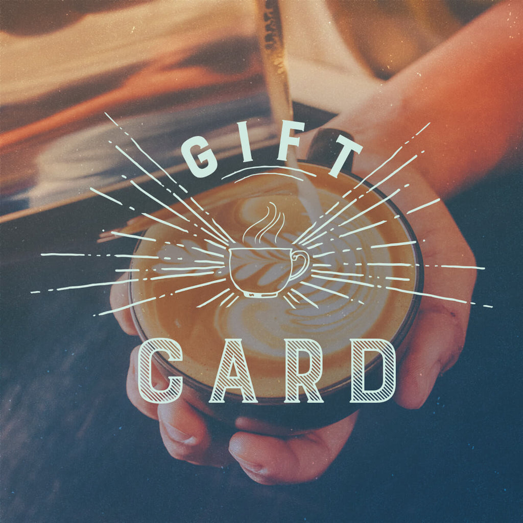 Coffee Gallery Hawaii In-Store Gift Card