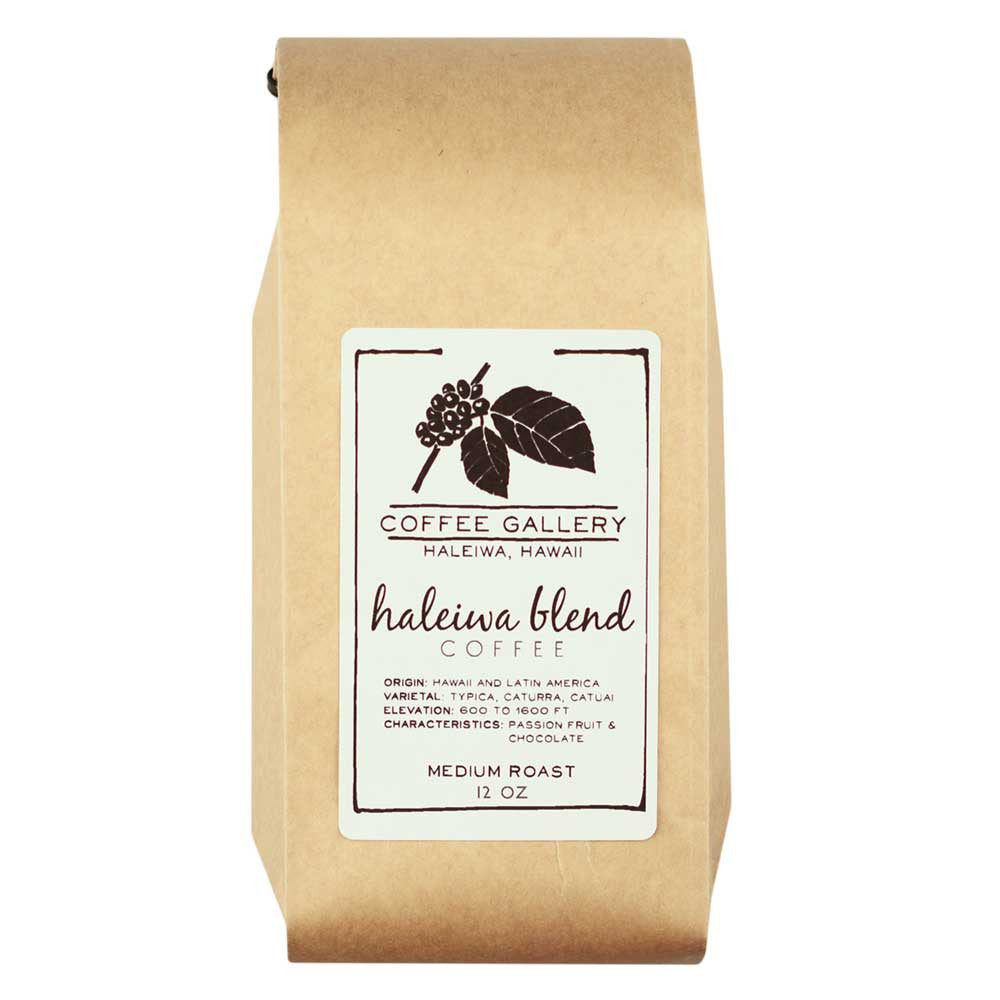 Haleiwa Hawaii Blend Coffee