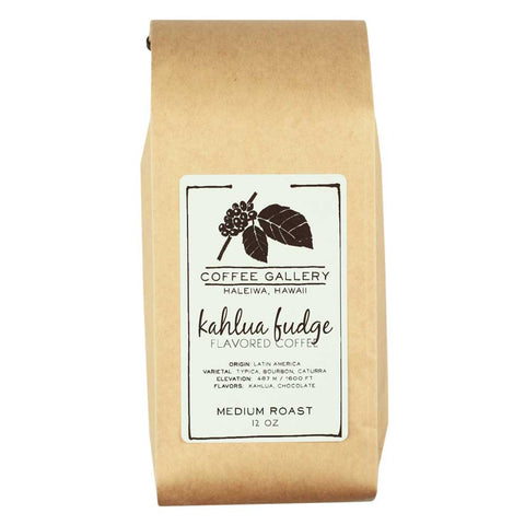 kahlua fudge flavored coffee