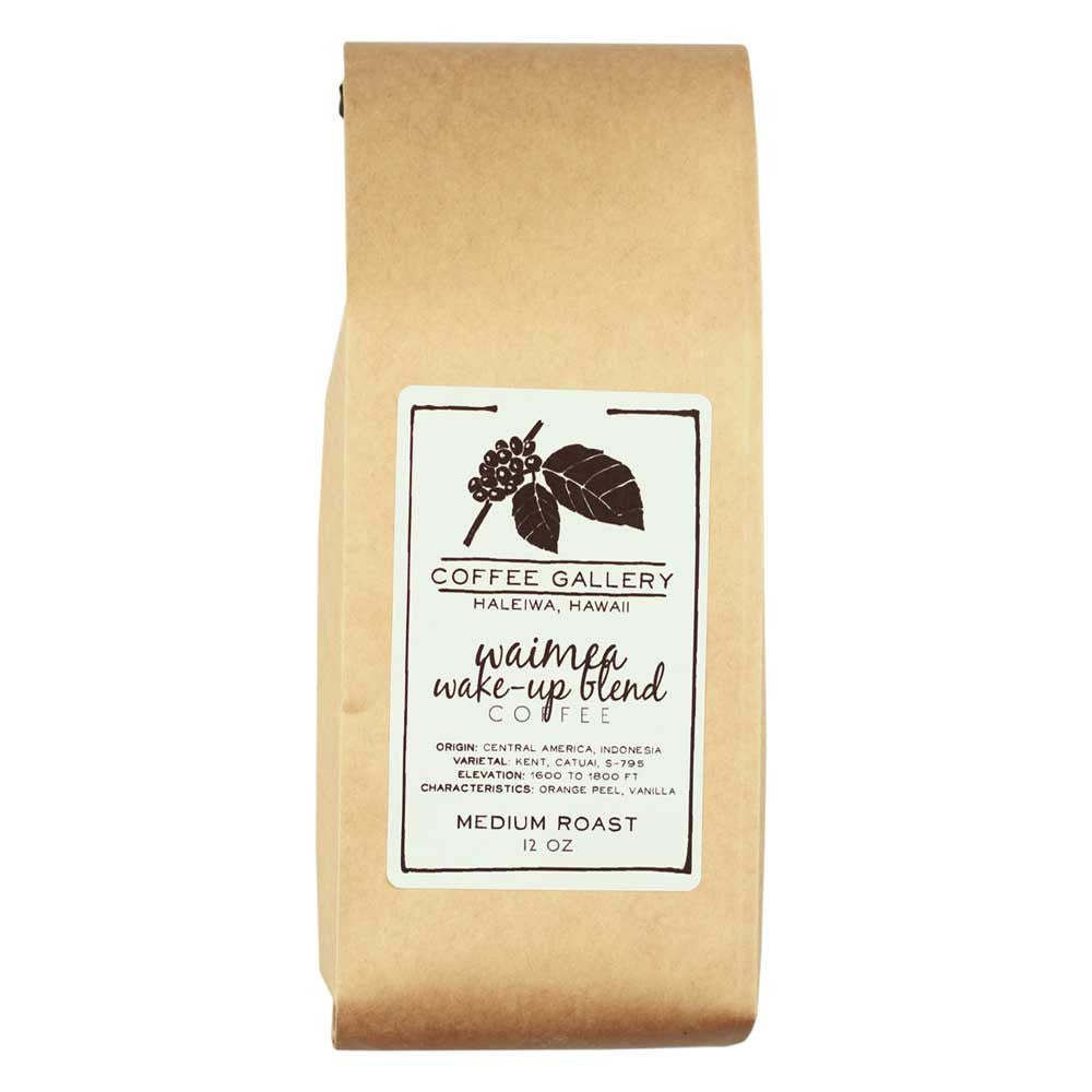 waimea wakeup coffee