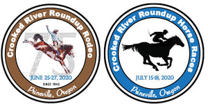 Crooked River Roundup Merchandise